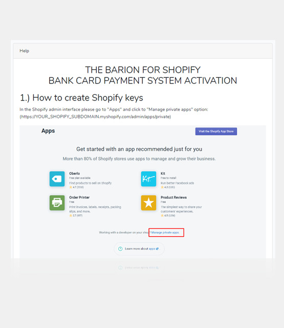 barion shopify payment gateway