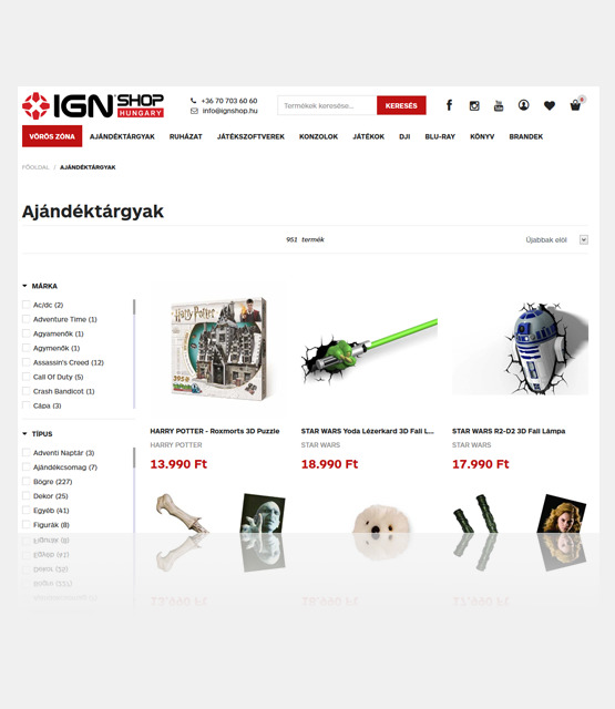 ign shop hungary