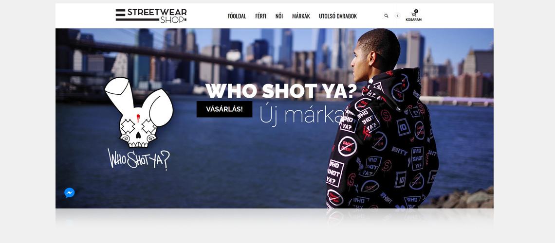streetwear shop