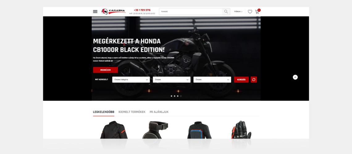 karasna shopfy webshop