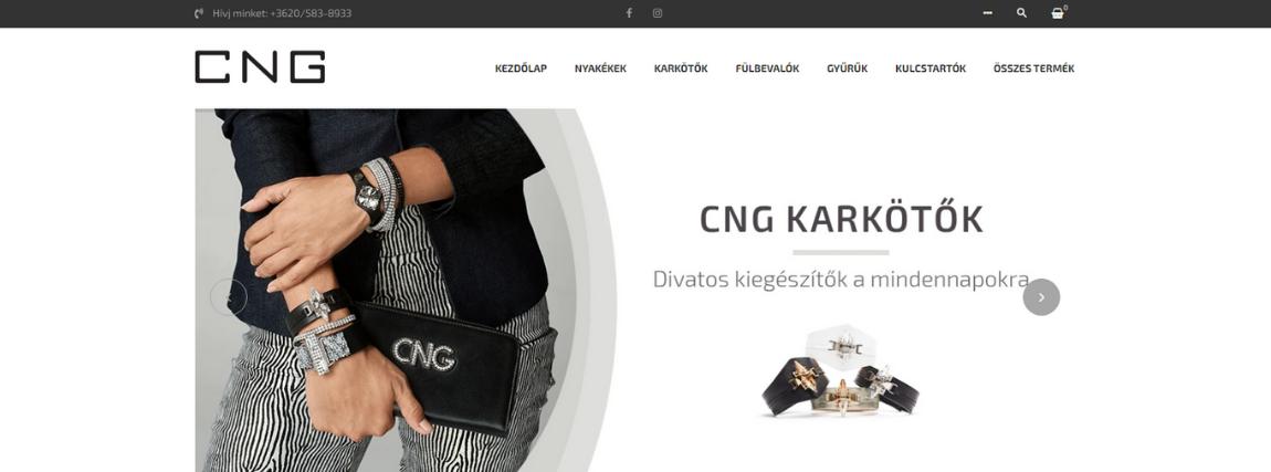 CNG Shop