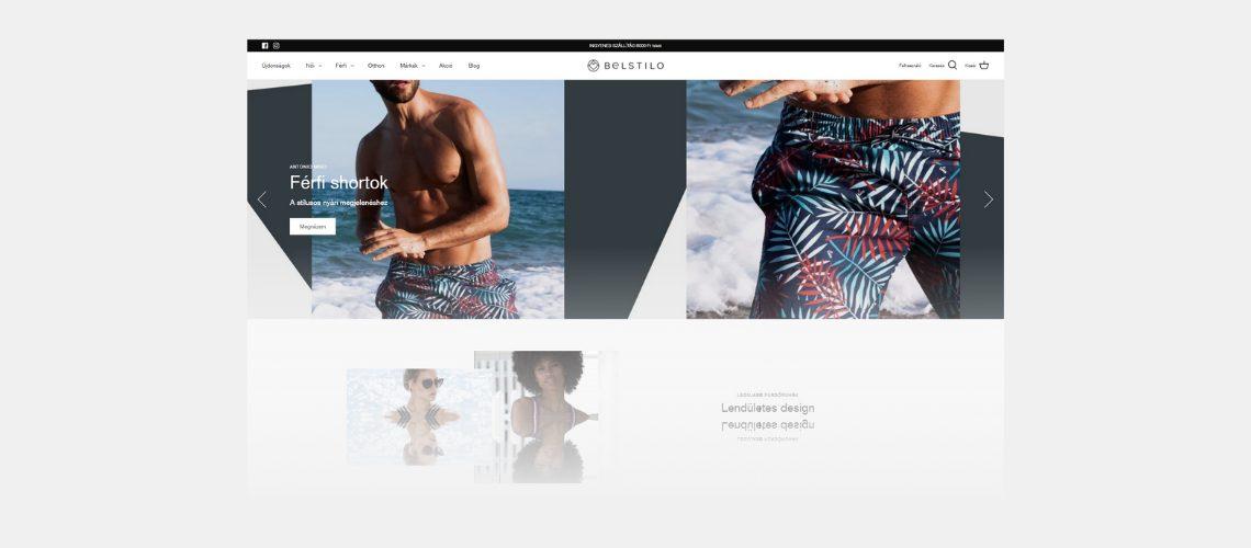 belstilo shopify webáruház
